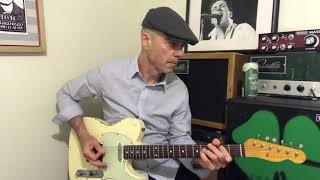 """Flogging Molly - """"Swagger"""" (Guitar Lesson)"""