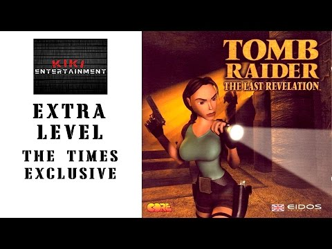 Tomb Raider IV: The Last Revelation (1999) - Extra Level - The Times Exclusive - Walkthrough |
