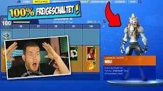 *NEU* SEASON 6 - LEVEL 100 (FREIGESCHALTET) Fortnite