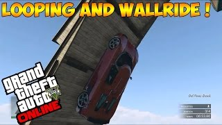 COURSE WTF #9 : LOOPING AND WALLRIDE ! - GTA 5 ONLINE