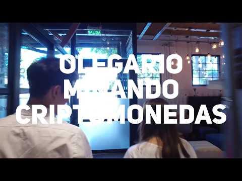 Campus Olegario VLOG 011 | Bitcoin con Mauro.