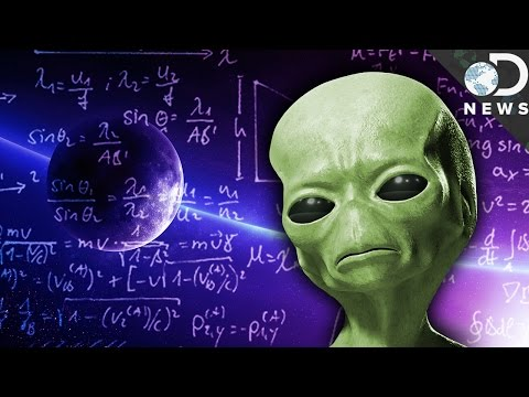 Can We Mathematically Prove Aliens Exist?