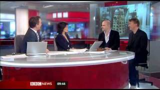 Doctor Who- BBC Breakfast Interview Nick Briggs/James Strong April 5th 2008