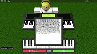 """Roblox Piano, """"This is Home."""" (Lied in Disc.)"""