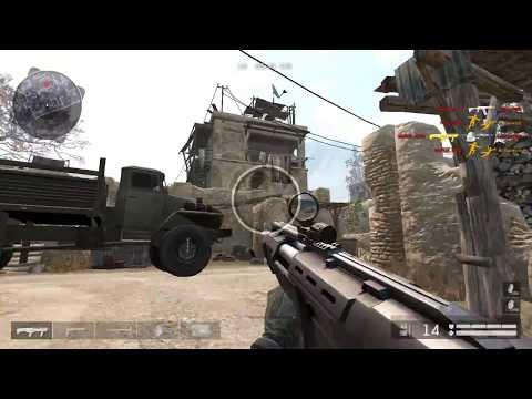 Warface: ДП-12 в в пригороде (Only medics)