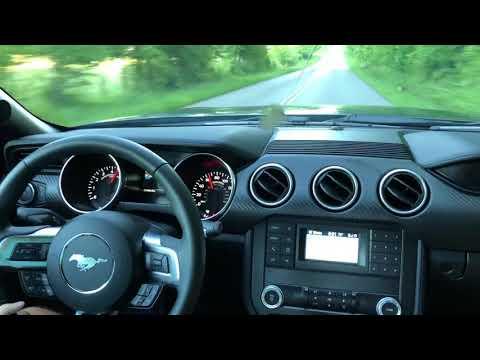 2019 Ecoboost Mustang 0-60