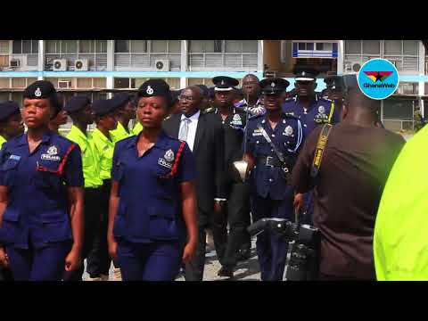 934 Community Protection Personnel recruits pass out