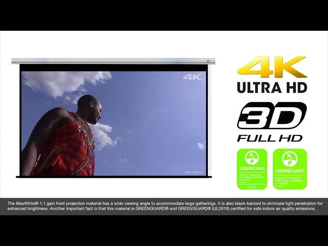 Manual Grande® Series Product Video