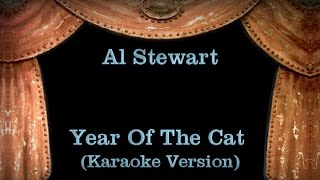 Al Stewart - Year Of The Cat Lyrics (Karaoke Version)