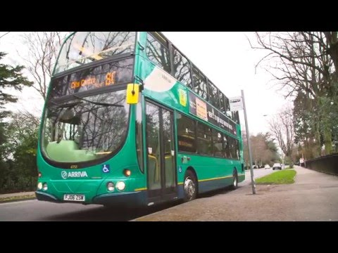Arriva Bus Travel Has Changed