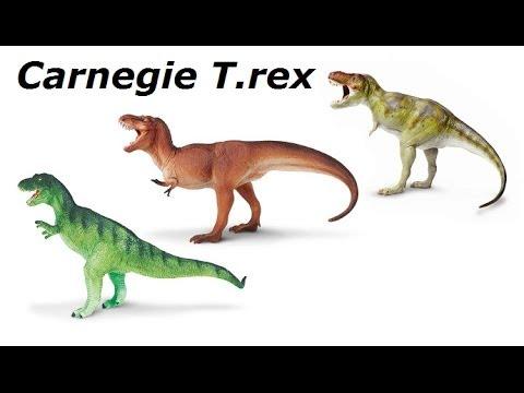Carnegie Safari Tyrannosaurus: Evolution of the Tyrant King Dinosaur (1989-2014)