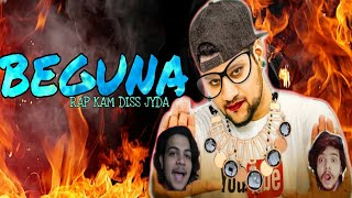 BEGUNA Diss_Track by CaptainMD ft.@CarryMinati for views