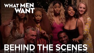 WHAT MEN WANT | Behind The Scenes With Tamala Jones And Adam Shankman