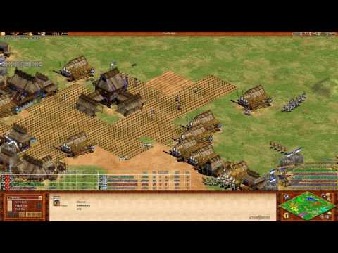 AoE2: Finland A vs China A | Nations Cup 2017 Warm-up | 3 Game Set