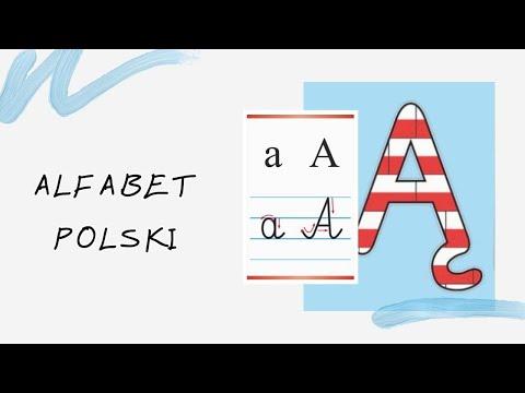 #1  Польский алфавит и произношение