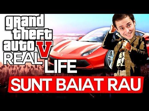 GTA Real Life ! Mafia pe Motociclete