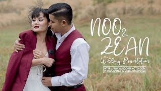 WEDDING Presentation - Noo+Zean [NOOMPHOTO]