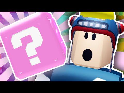 LUCKY BLOCKS IN ROBLOX!! | Roblox