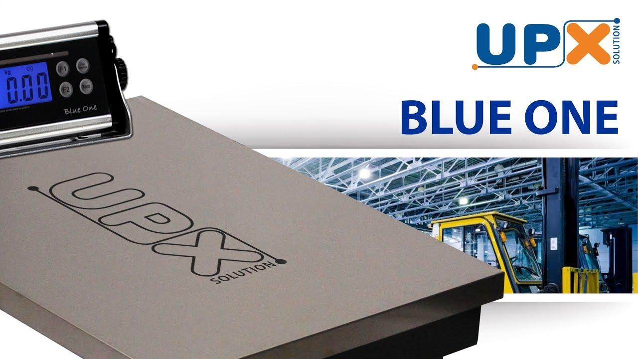 Balança UPX Blue One Bateria :: Balanças & Cia