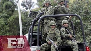 Estos son los sueldos en el Ejército Mexicano / Yuriria Sierra
