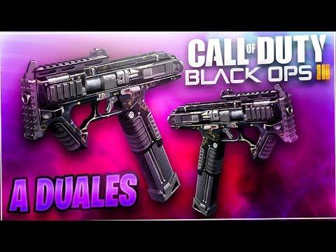 DUAL DESTROZANDO con las DUALES de BLACK OPS 3