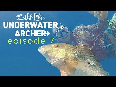 Underwater Archer: Ep. 7 - Palm Beach Florida   Salt Life