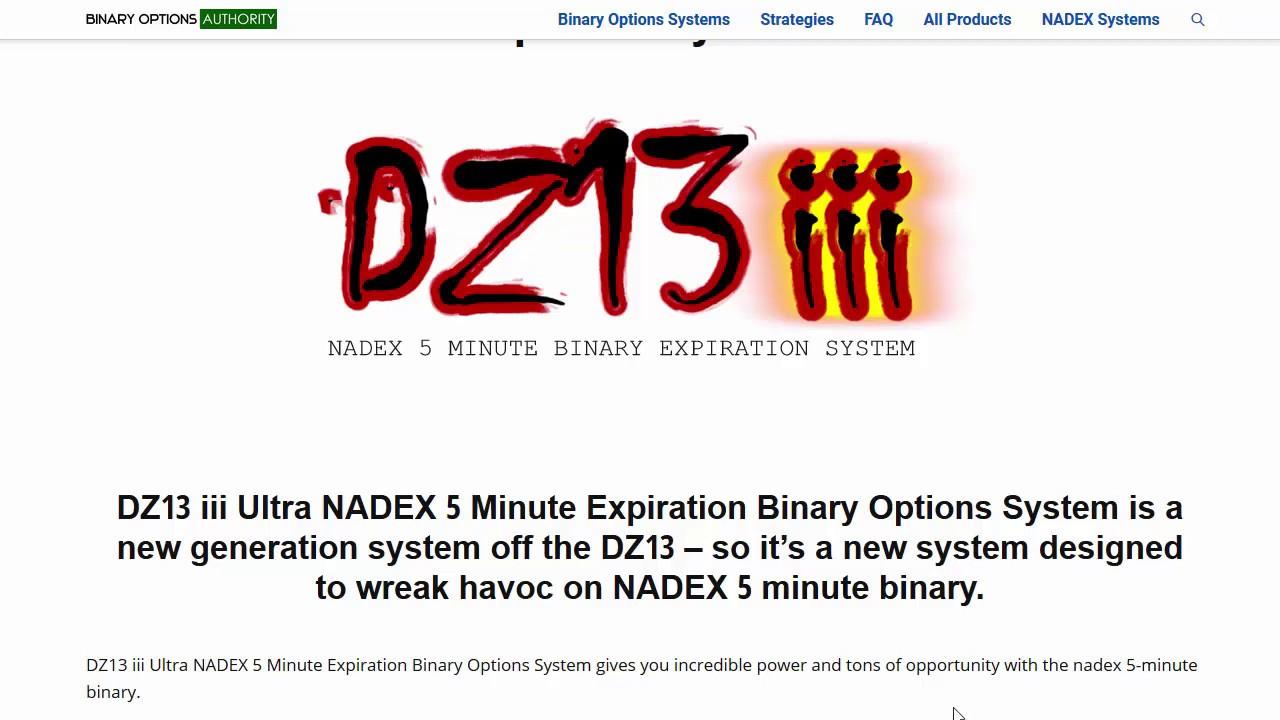 Dz13 forex binary options system oberbettingen jugendherberge