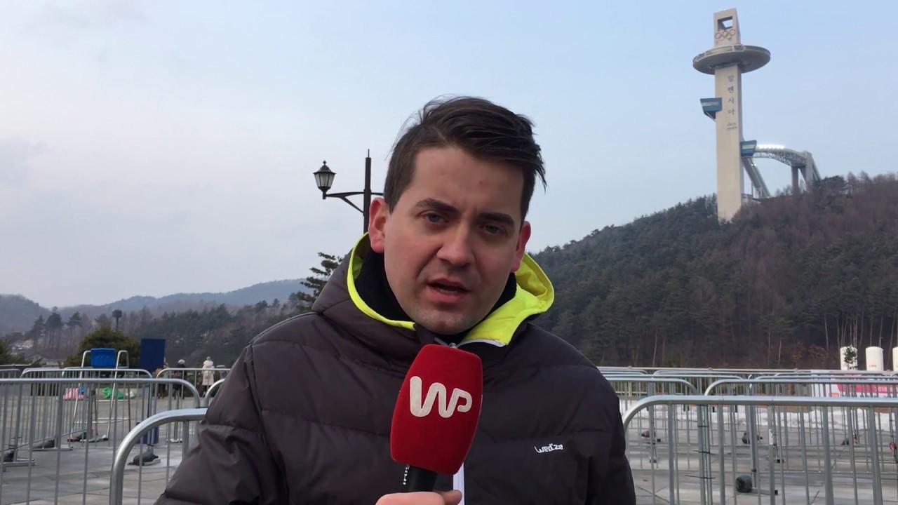 Michał Bugno z Pjongczangu: Za każdym z polskich skoczków ciągną się koreańskie demony
