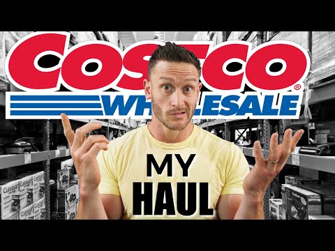 What I Eat in a Week from Costco - Thomas DeLauer Costco Haul