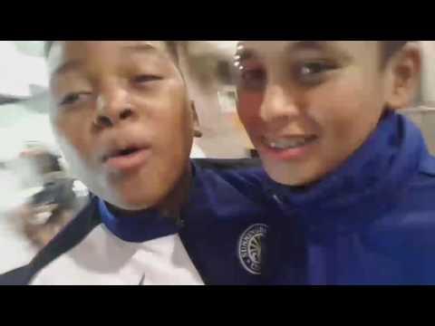 Capetown city VS Kaizer Chiefs vlog