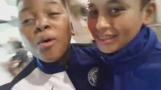 Capetown city VS Kaizer Chiefs vlog