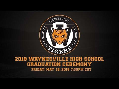 2018 Waynesville High School Graduation Ceremony