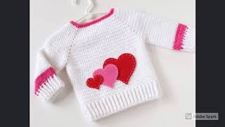 Crochet Children's Sweater 2019 - Youtube