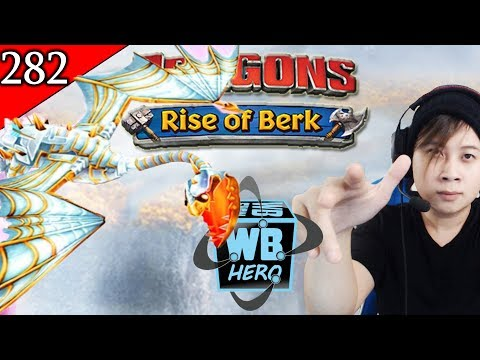 NEW Beautiful Gleamer Dragon   Dragons: Rise of Berk [Episode 283]
