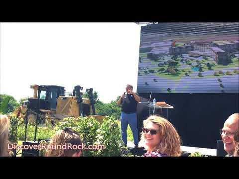 Kalahari Resorts Grand Opening Round Rock Texas May 15 2018