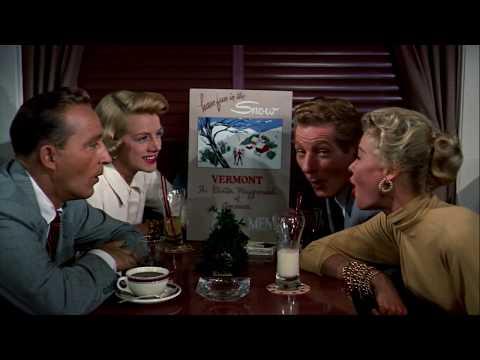 "White Christmas (1954) - ""Snow"" Clip"