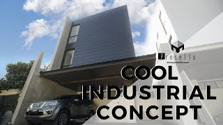 House Tour 93 | Yin & Yang Design | Industrial BlackHouse for sale in BF Homes | Presello