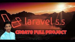 laravel create full project bangla part-6