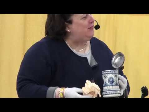 How To Find Meissen Mark For $650 Stein By Dr. Lori