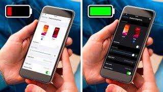 16 способов сделать так, чтобы заряд телефона держался весь день