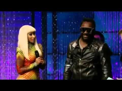 Nicki Minaj  Check It Out  at Regis and KellyFt WillIAm