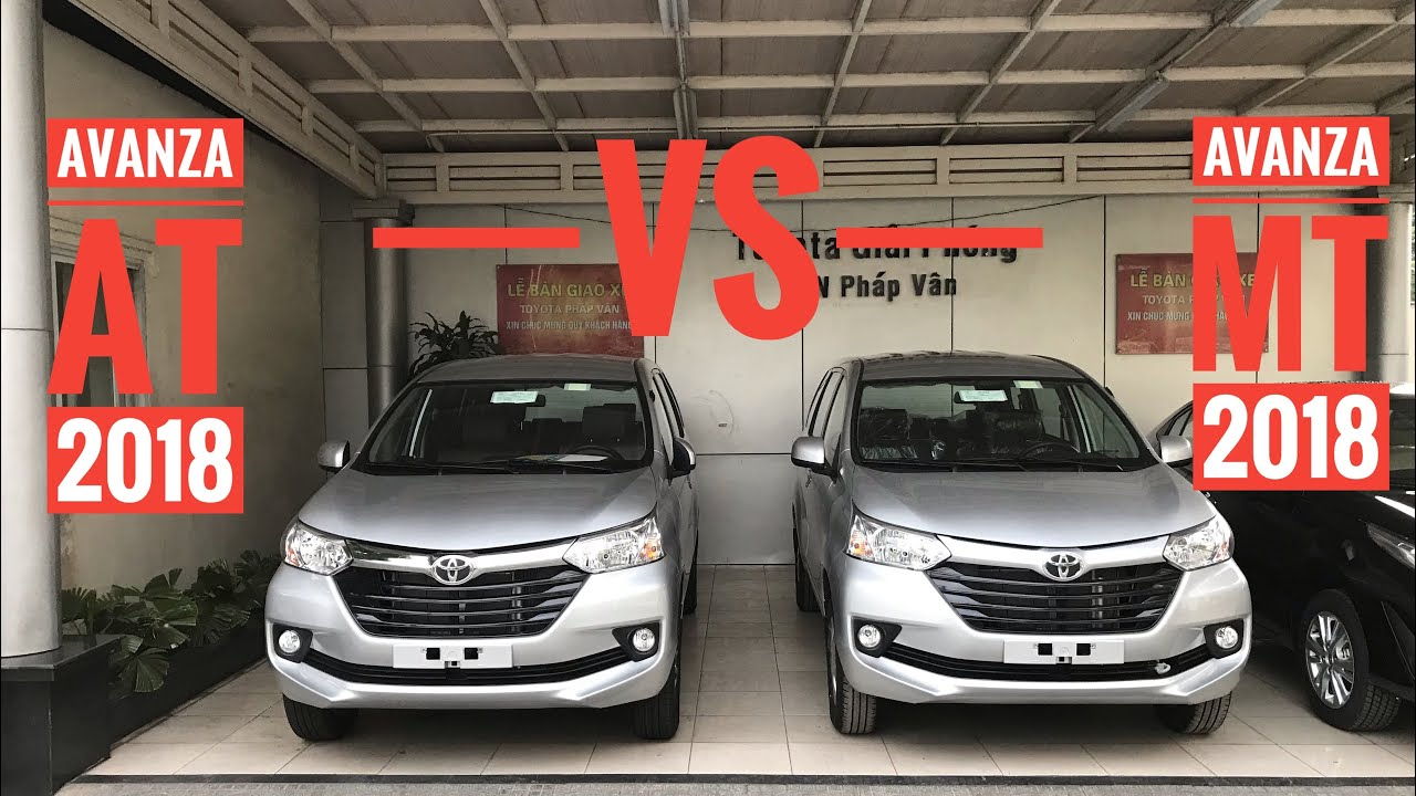 Đánh giá nhanh Avanza số sàn và tự động 2019. Hỗ trợ trả góp 100% giá trị xe.