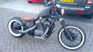 Bobber Honda Shadow 600 by NL Bobbers