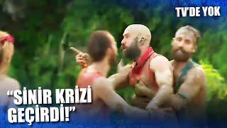 Çağrı'dan Murat Ceylan'a Kırmızı Kartlık Hareket!   Survivor 2021
