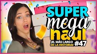 EL SUPER MEGA HAUL MAS LARGO DE LA HISTORIA: ROPA PARA AARON, MUCHOS ZAPATOS, MAS MAQUILLAJE!