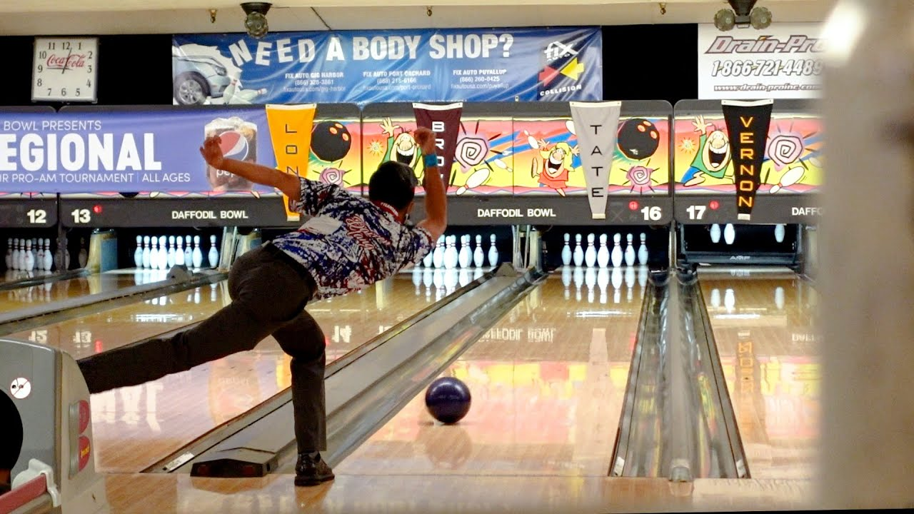 I'm Bowling In Match Play For A PBA Title