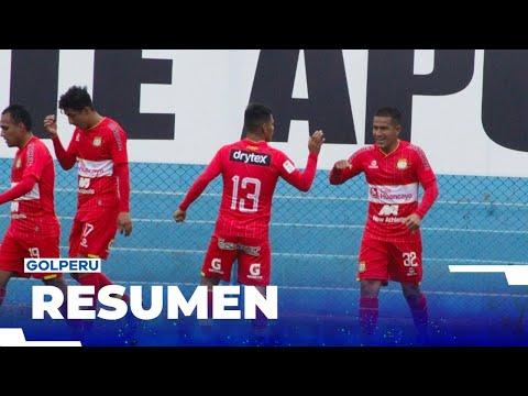 Sport Huancayo Cajamarca Goals And Highlights