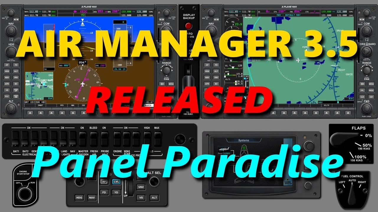 Air Manager 3 5 is Out – Officesim