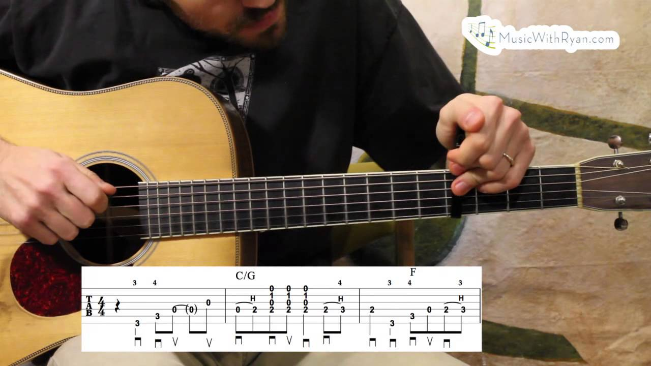 Blue Eyes Crying In The Rain Advanced Guitar Lesson Youtube