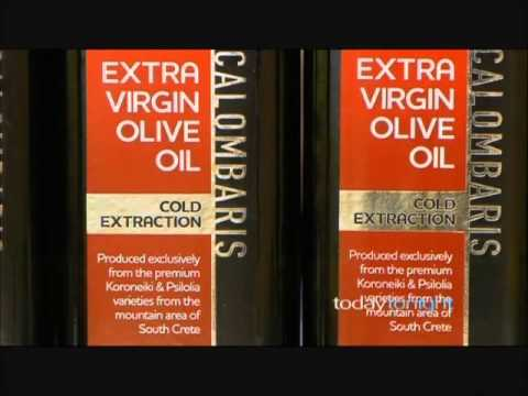 Today Tonight Olive Oil Fraud - 14th Feb 2012 - Part 2 of 2